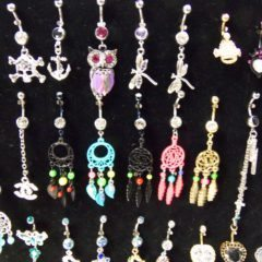 Belly rings clearance