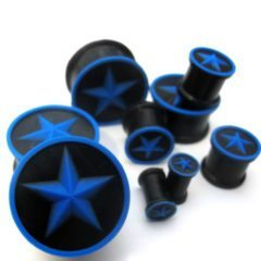 Embossed Silicone Ear Plug