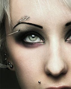 What Is The Best Eyebrow Jewelry