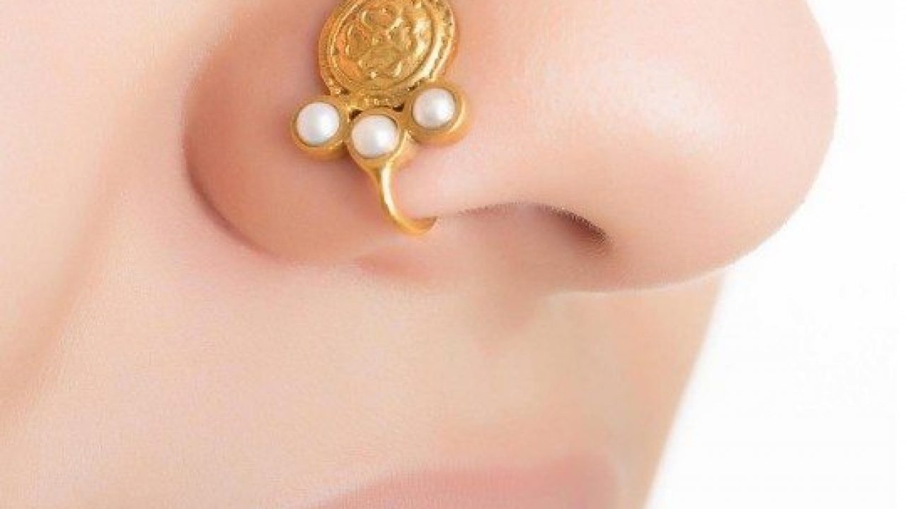 A Golden Experience Explore Your Self With Gold Nose Piercing Jewelry