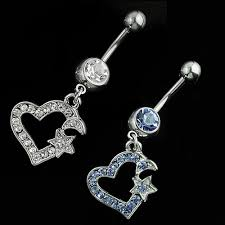 Different Belly Ring Types for Different Ages