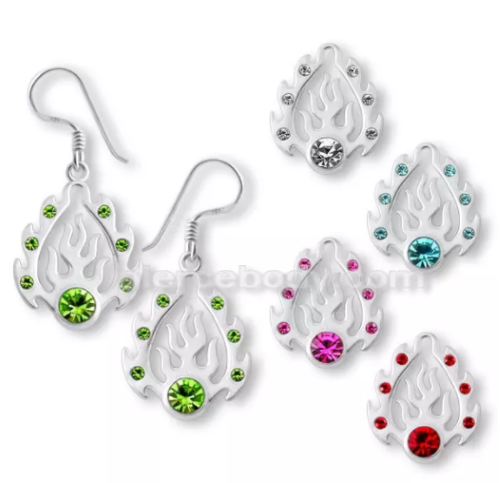 fancy jeweled ear jewelry