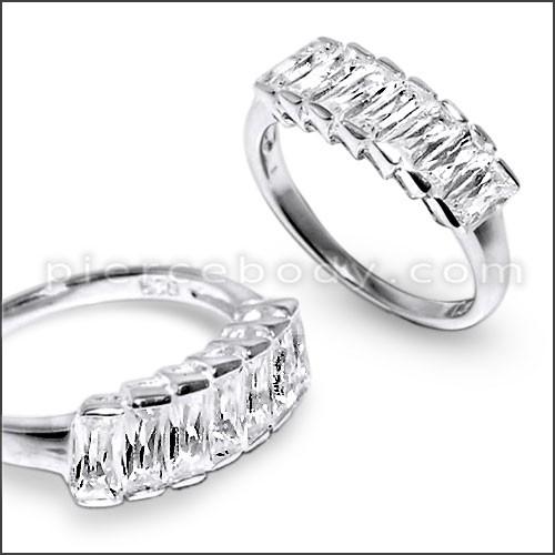 silver finger rings