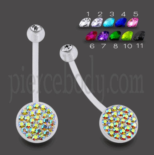 BioFlex piercing jewelry