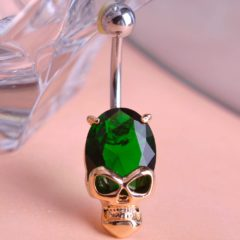 Dangling Belly Button Jewelry that Adds Glamour to Your Personality