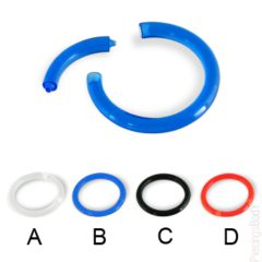 Stellar Segment Rings Piercing Jewelry