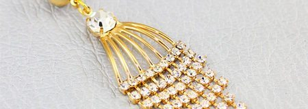 Get Splendid Look With Graceful Gold Belly Button Rings