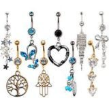 Collection of Belly Button Jewelry at an Affordable Price