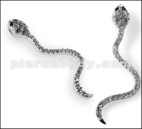 snake pendant