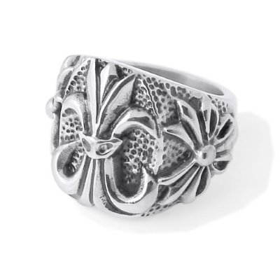 stainless steel ring for fingers