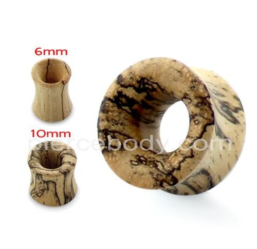 wood ear plug