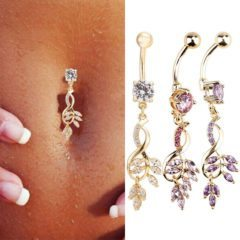 Unique Belly Piercing Styles that Enhances Your Beauty