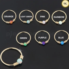 Fashionable and Affordable Nose Rings