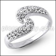 Fashionable and Elegant 925 Sterling Silver Rings