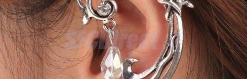 Fashionable Stainless Steel Earrings