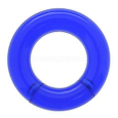 Blue UV Segment Rings
