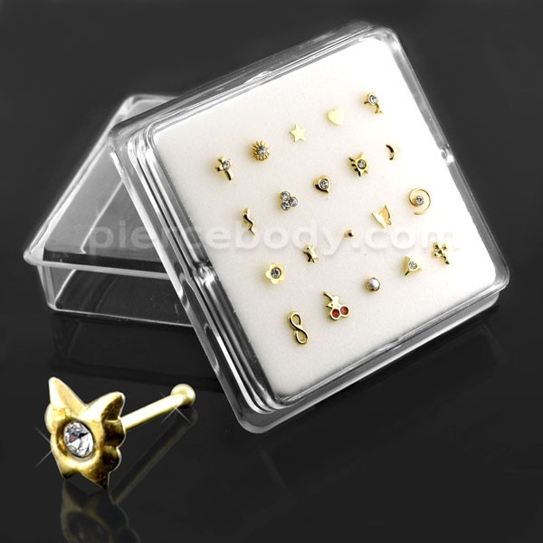 straight nose stud prices