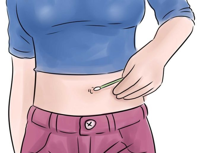 Belly Button Piercing With Basic Information And Care Guide