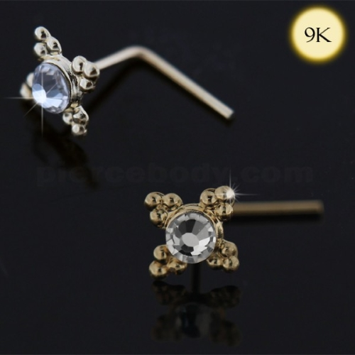 Diamond Nose Stud Jewelry