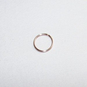 Rose Gold nose ring jewelry