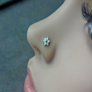 Nose jewelry