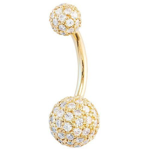 Gold Belly Rings