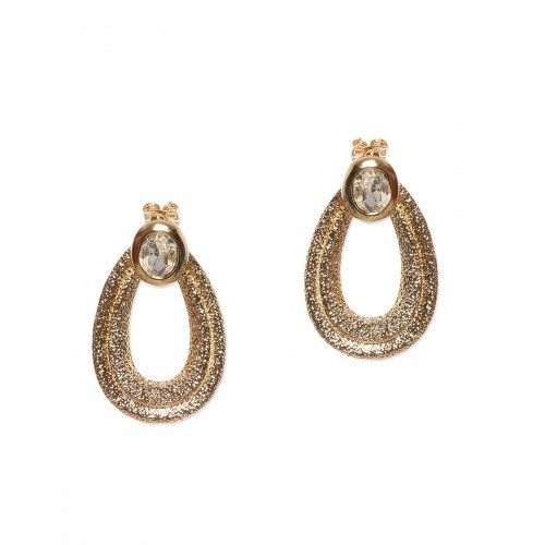crystal ear rings