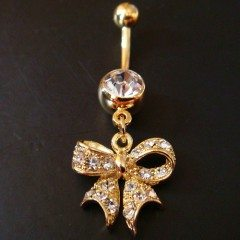 Insightful Information on Different Types of Gold Body Jewelry