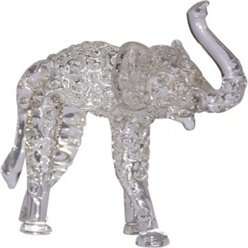Mosfi Elephant crystle Showpiece