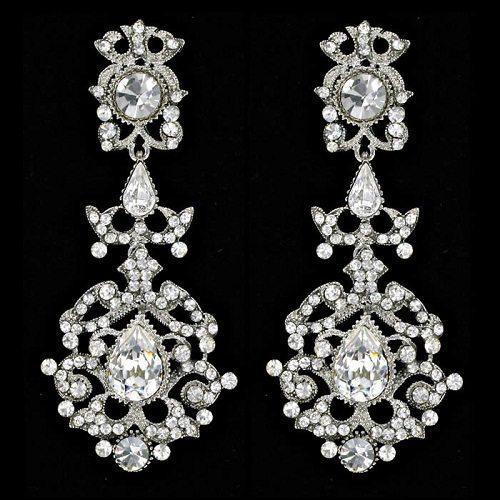 Choose Crystal Earring in Wholesale Rate from Piercebody