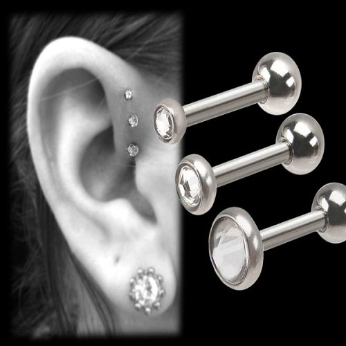 diamond helix piercing type