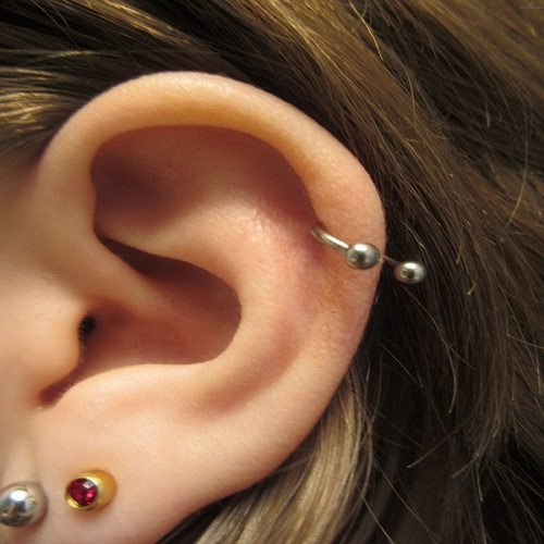 Helix Piercing Jewelry Get the Best Helix Piercing from
