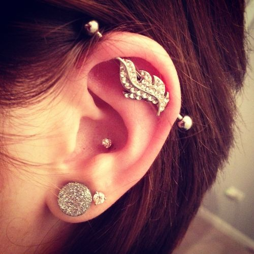 Industrial Piercing Jewelry