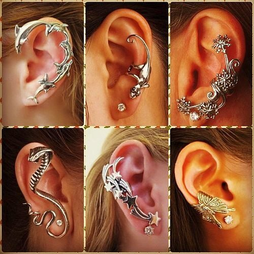 healing of helix piercing jewelry