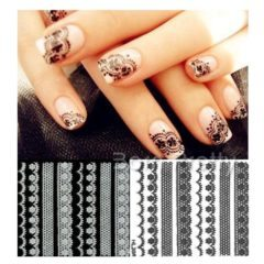 Top 10 Dazzling Nail Stickers To Make Your Fingernails Gorgeous