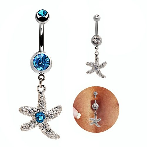 Top-down-surgical-steel-belly-button-rings