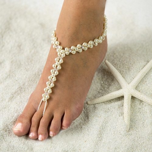 Foot Jewelry Types Must Have for Affordable Price