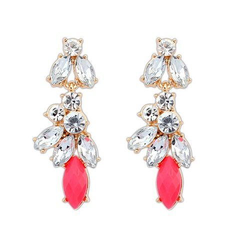 Diamond Silicone Ear Rings