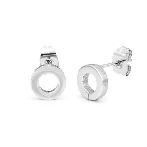 Stainless Steel Earring Circle