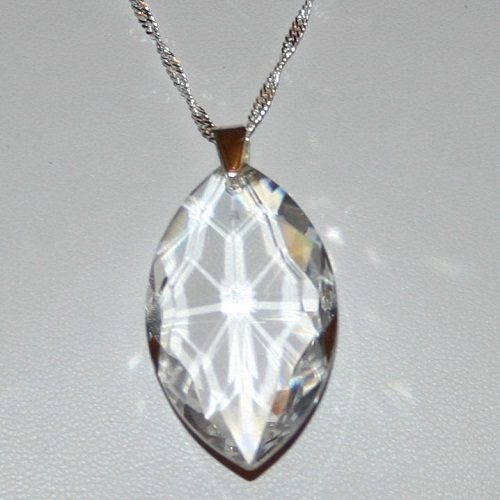 Diamond Crystal Pendants