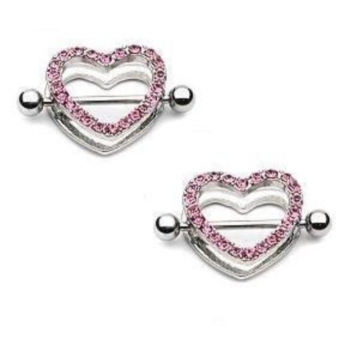 7 Unique Selection of Nipple Rings to Flaunt