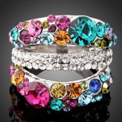 Top 10 Crystal Finger Rings To Adorn Your Fingers