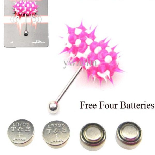 vibrating tongue ring wholesale