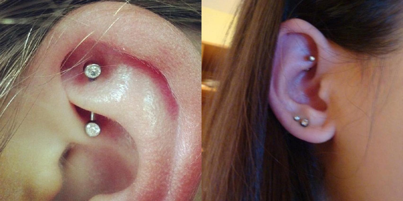 jewelry rook piercing