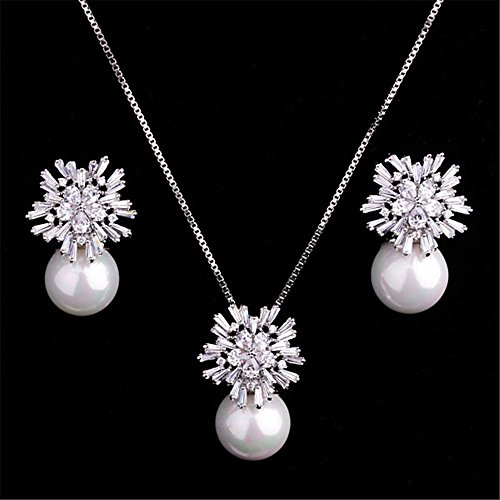 loventer-18k-gold-plated-crystal-frozen-snowflake-pearl-pendant-necklace-earrings-jewelry-set-0