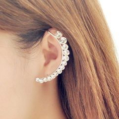 Elegant and Easy to Wear Ear Piercing Clip