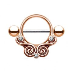 Unbreakable Piercing Nipple Jewelry with Stunning Designs