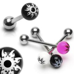 Significant Tongue Piercing Ring Jewelry For Fashionable Look
