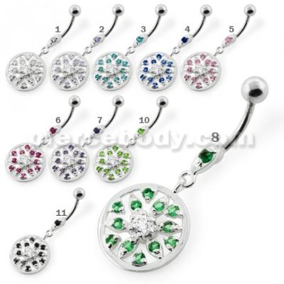 navel piercings price