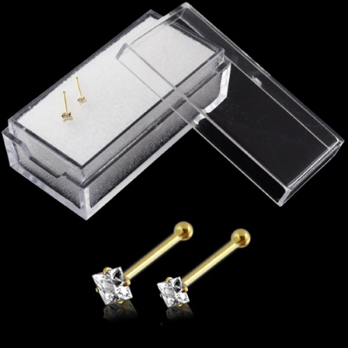nose stud jewelry